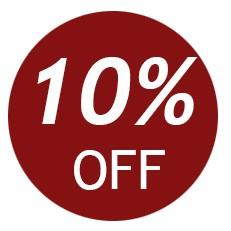 Jetzt Newsletter abonnieren und Vorteil von 10% sichern