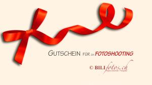 Gutschein zum schenken 2019 © Bilifotos.ch