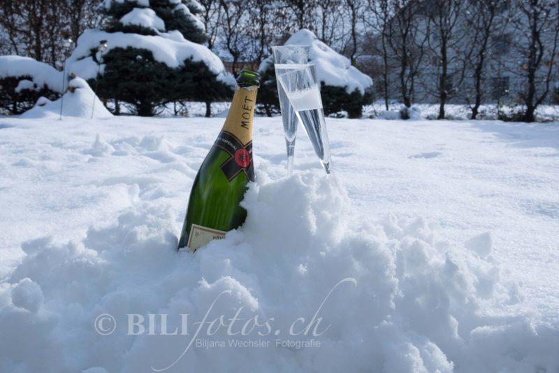 vorher Champagner Beispiel Vorher Nachher