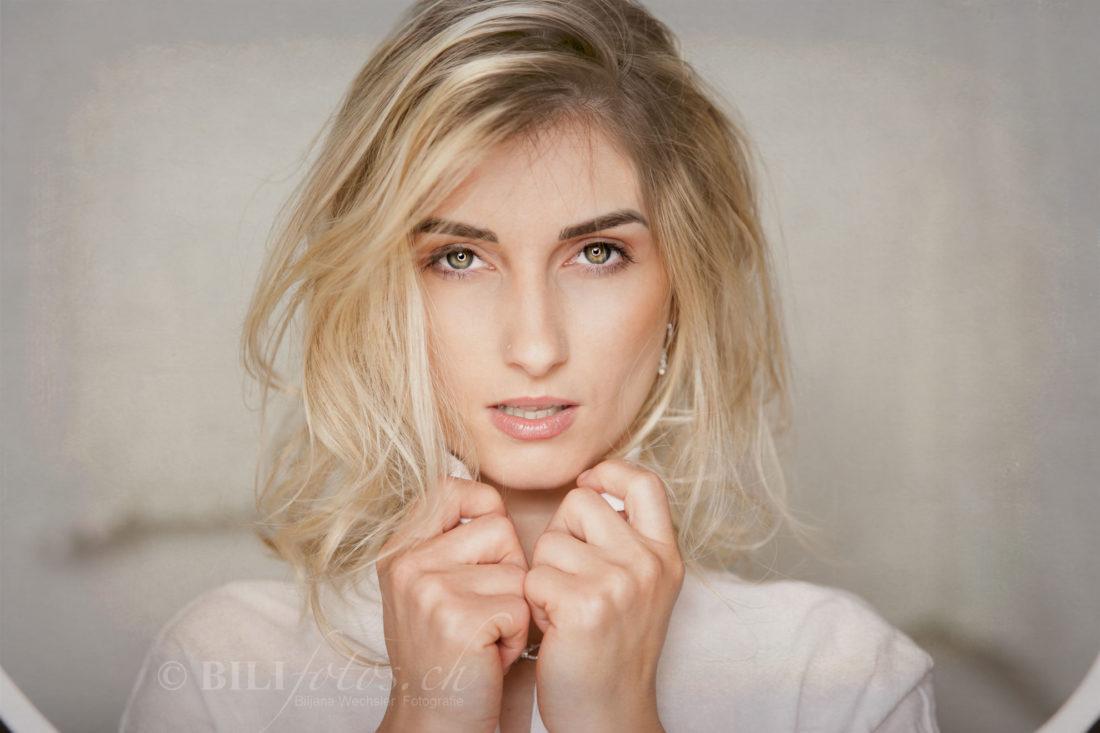 Portrait Shooting bei Bilifotos.ch einmalig, authentisch und einfach Beauty