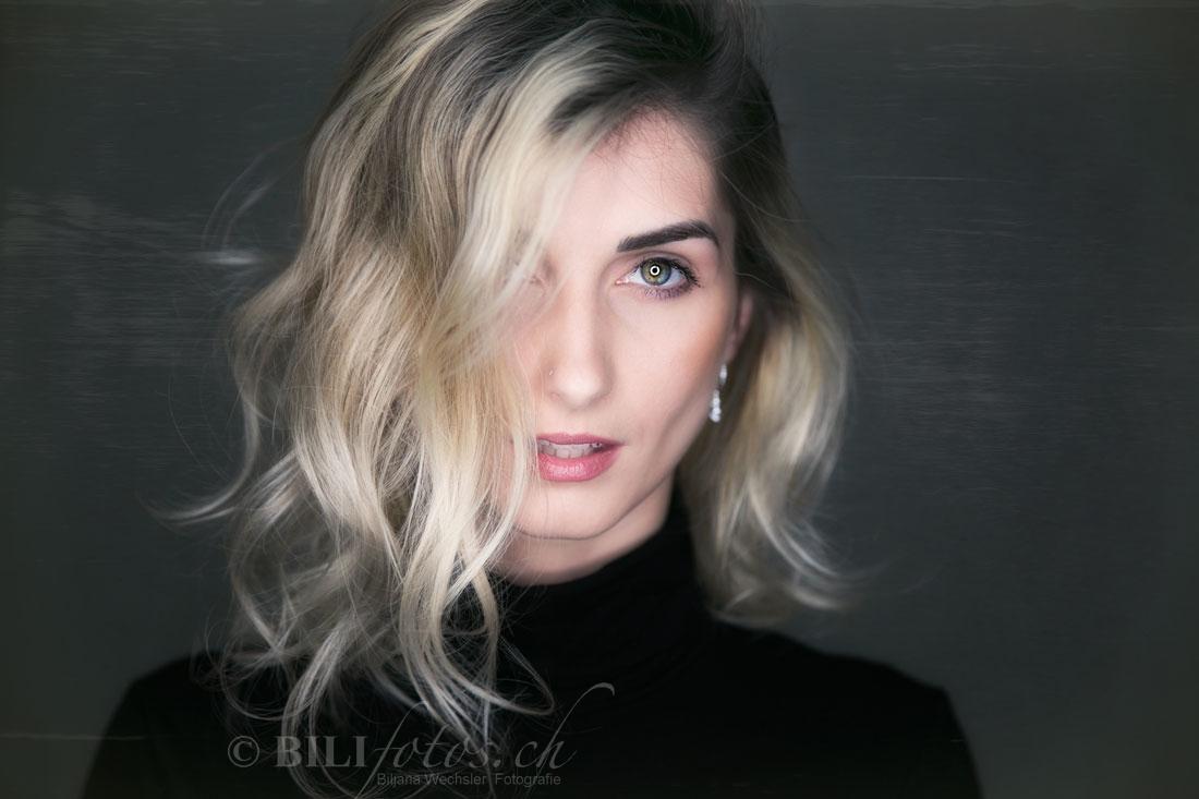 beauty portrait fotoshooting coverbild zeitung bilifotos.ch copyright