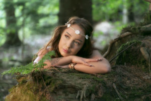 fee im wald beauty shooting und copyright by bilifotos.ch