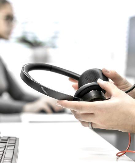 firmen fotografie aurenus fotostudio bilifotos biljana bili wechsler headset